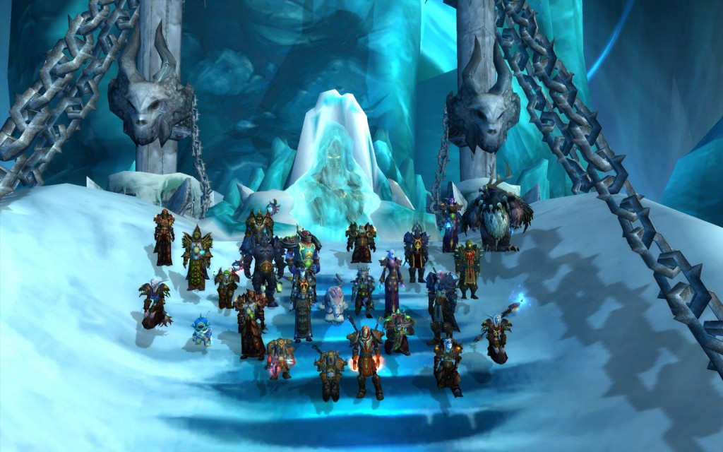 Time and Tide: The Lich King is Dead